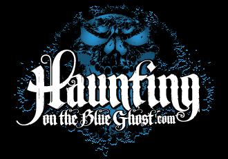 Haunting house logo