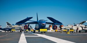 LEX museum aircraft