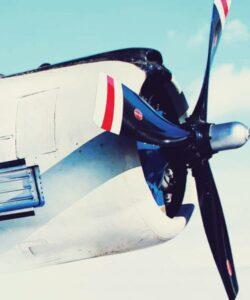Air plane propeller