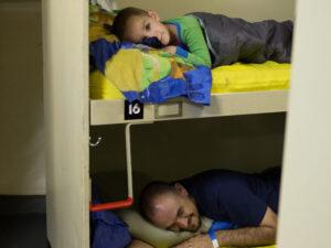 LEX live aboard bunk beds