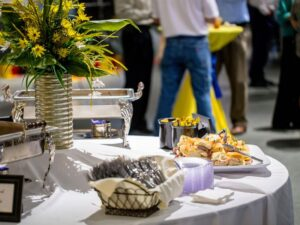 LEX catering table