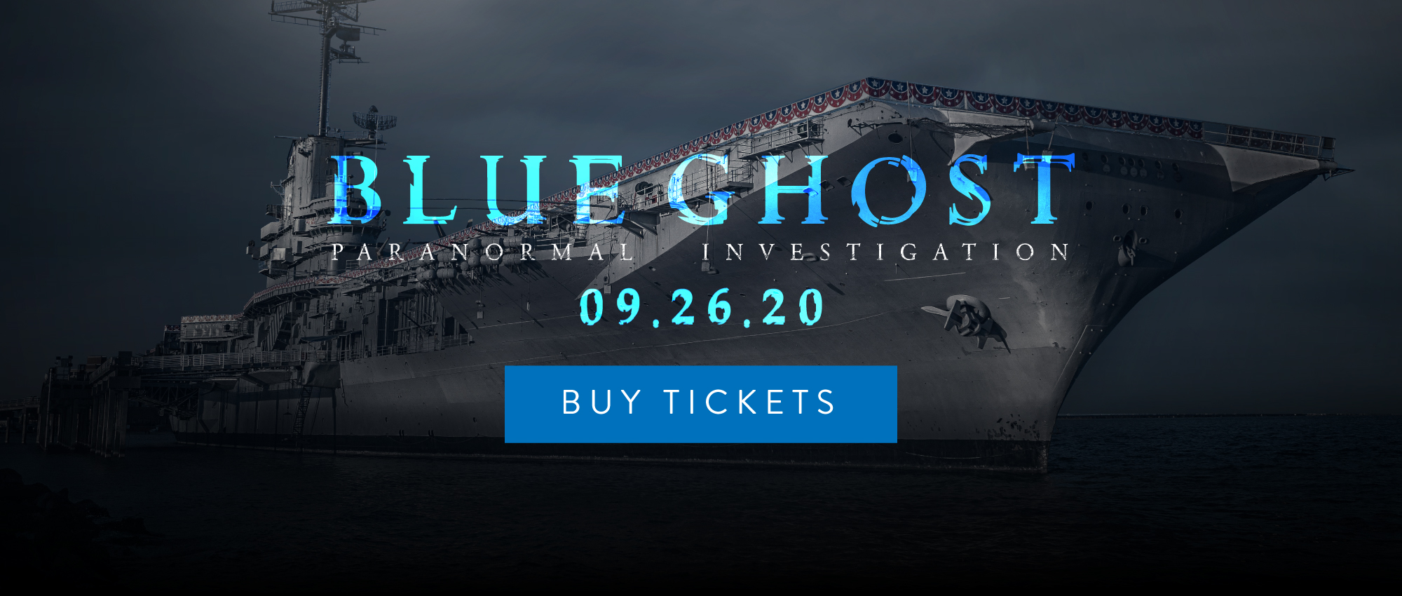 Blue Ghost Paranormal