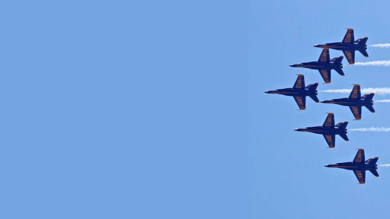 Flight Deck Flyover