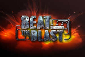 Beat The Blast Logo