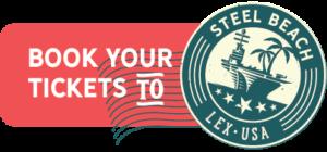 steel beach button